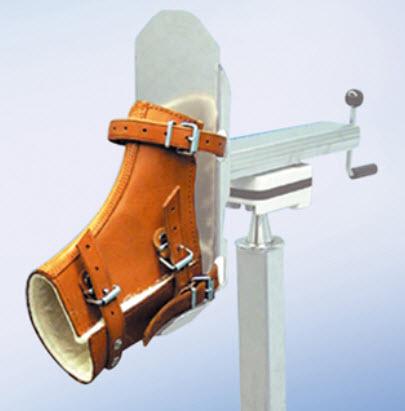 Maquet leg holder