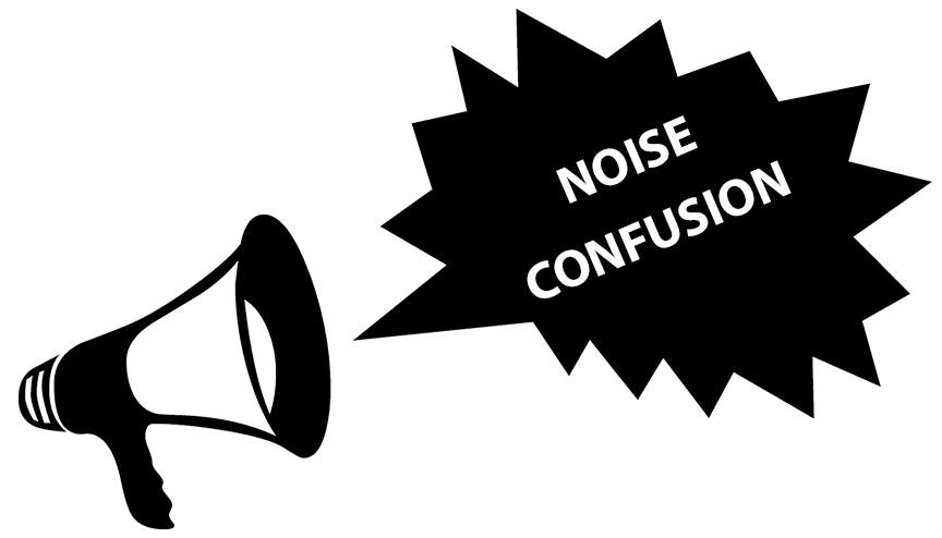 Vendor Noise and Confusion